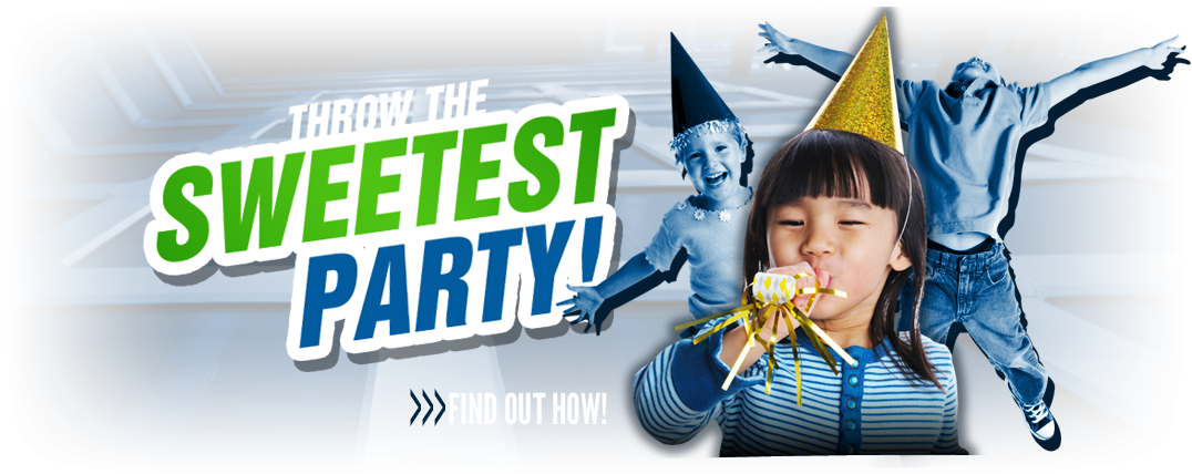 The Best Birthday Parties in Longview!